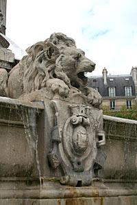 Paris Place Saint-Sulpice