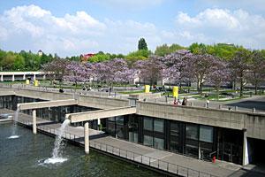 Parc de la villette cit des sciences et de l industrie for Le jardin 75019