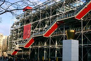 beaubourg-escalier-exterieur