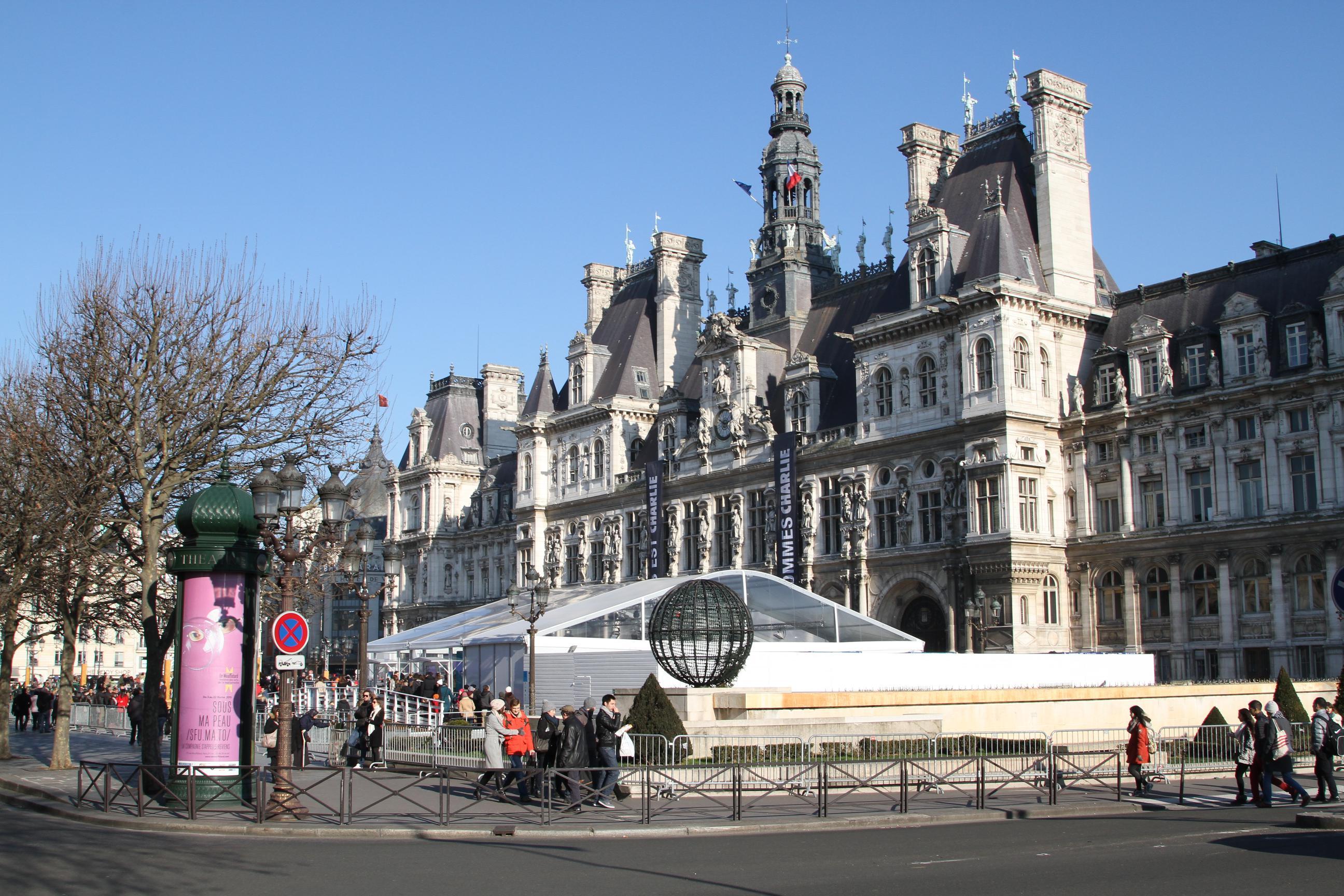 Patinoire de Hotel de Ville de Paris 2015 IMG_7530